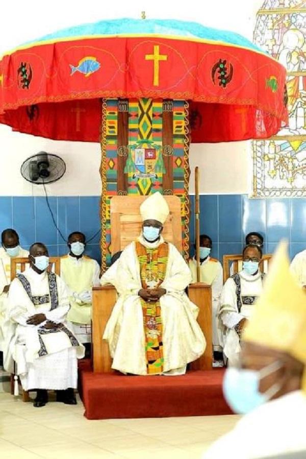 Sekondi-Takoradi Catholic Diocese gets a new Bishop