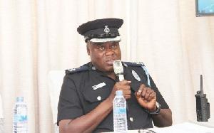 Director-General, Public Affairs of the Ghana Police Service, ACP Kwesi Ofori