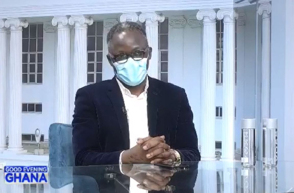 Samson Lardy Anyenini speaks about NPP, NDC approaching him to contest for Dominic Ayine's seat