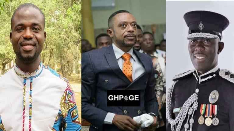 Manasseh Azure praises IGP over the arrest of Rev. Owusu Bempah