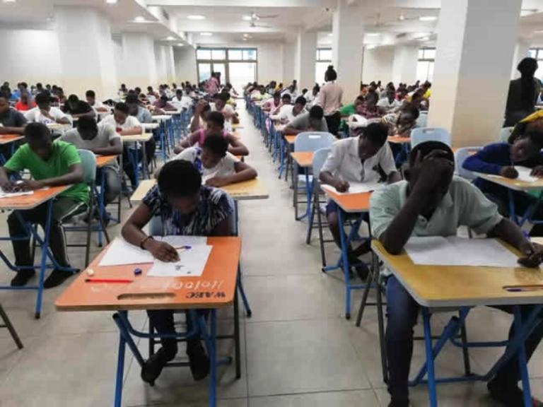 Two busted over WASSCE fraud