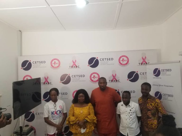 CETSED, Breast Care Int'l launch 'The Driver and Breast Cancer'…