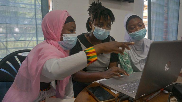 iValley Ghana trains 20 females in Mobile App Development