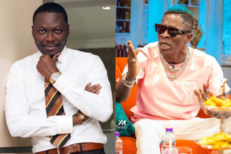 """""""Declare Your Assets Before Talking To Me Because I Don't Know What You Guys Are Working For""""-Shatta Wale Replies to Arnold Asamoah Baidoo"""