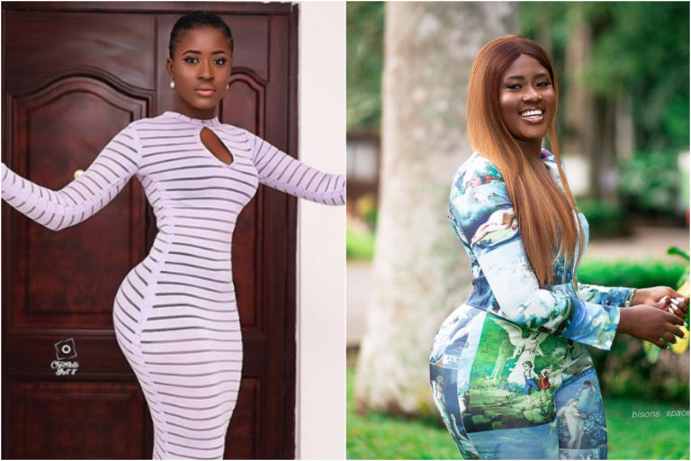 Fella Makafui Finally Reveals The Secret To Her Perfect Shape Even After Birth