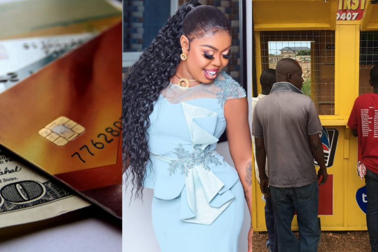 Afia Schwarzenegger Urges Ghanaians To Make Good Use Of Momo Transactions & Visa Cards To Avoid Daylight Robbery