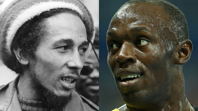 Usain Bolt overtakes Bob Marley in Reggae Charts with maiden album 'Country Yutes' » ™