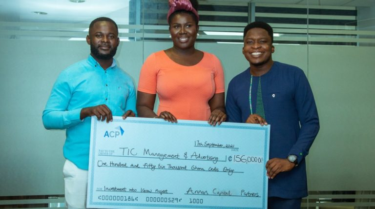 IGrow Africa documentary gets GHS156,000 investment deal through Presidential Film Pitch Series