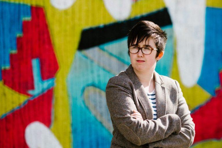 Northern Ireland police arrest 4 in death of journalist Lyra McKee