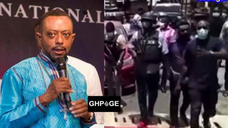 It will be 'over the bar' – Old video of Rev Owusu Bempah bragging that police can't arrest him pops up