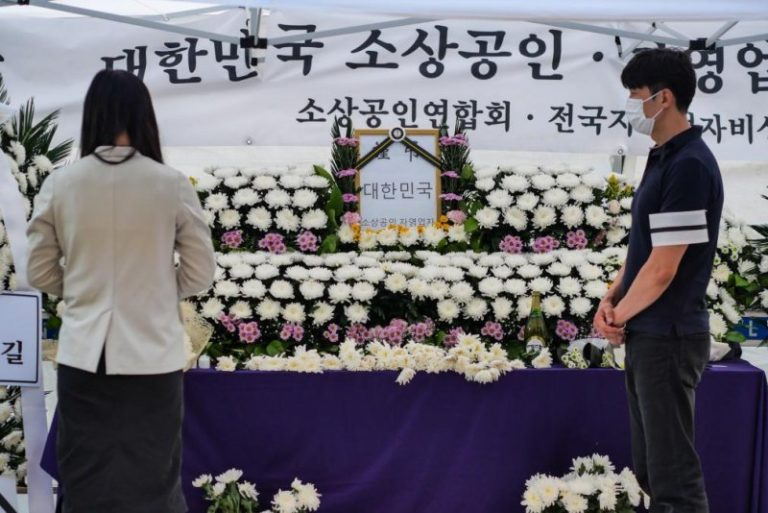 South Korean business owners die by suicide after COVID-19 losses