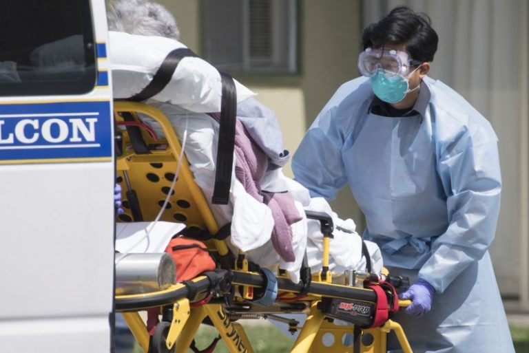 Nearly 69K COVID-19 cases and 17K deaths at nursing homes went uncounted, study finds