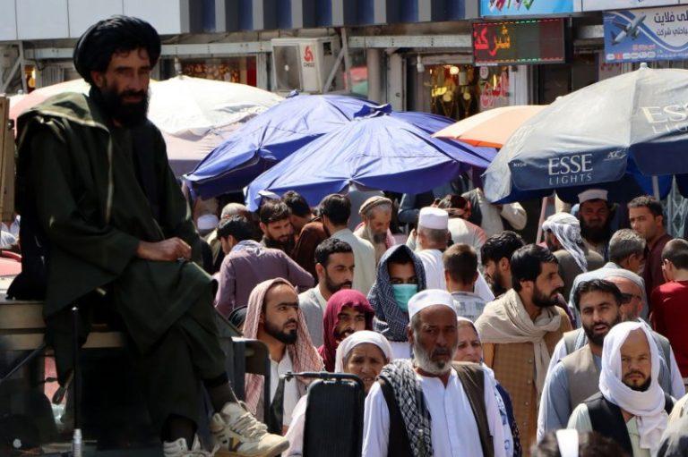 Taliban postpones forming new gov't amid continued fighting in Panjshir