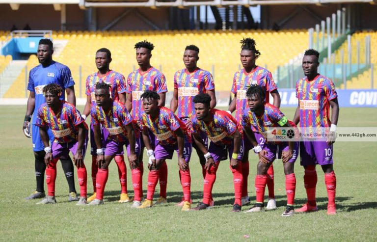 Caf CL: Hearts of Oak players promised Ghc1000 each should they beat WAC by ex-presidential aspirant