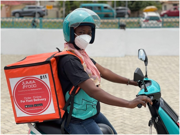 Online food delivery; a blessing in a pandemic recovering world
