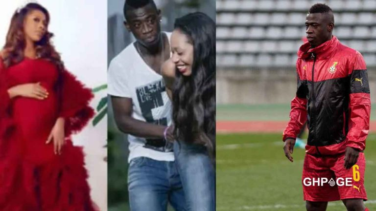 Kennedy Agyapong welcomes a new baby with Ariyie Acquah's ex-wife, Amanda