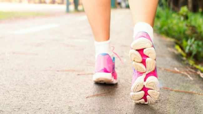 7 000 – that's the magic number of steps a day you need to reduce risk of premature death