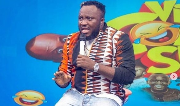 Those Who Got Offended By My Advice To Psalm Adjeteyfio Don't Have Sense- DKB Blows Hot