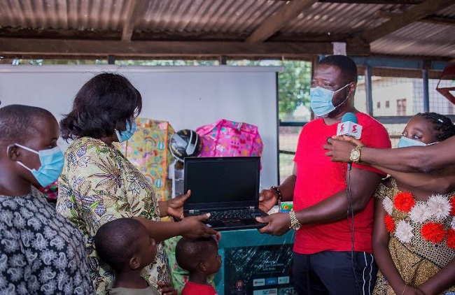 US-Based Ghanaian Supports Tamale Children's Home