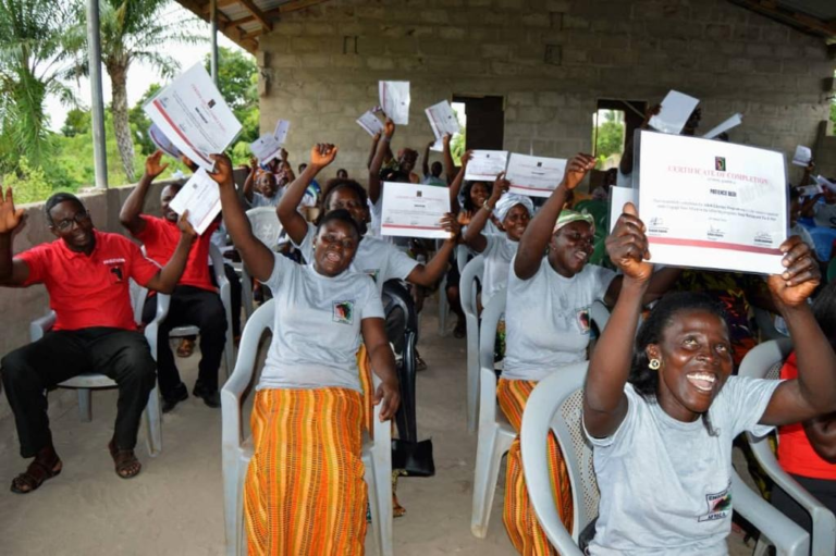 Engage Now Africa's all important message on Int'l literacy day