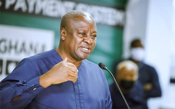 Mahama Is On Course To Curb Corruption! (1)