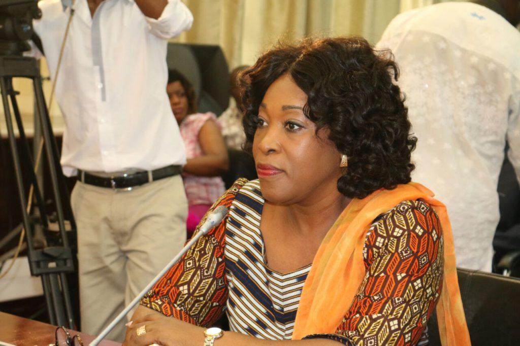 Shirley Ayorkor Botchwey, Minister of Foreign Affairs