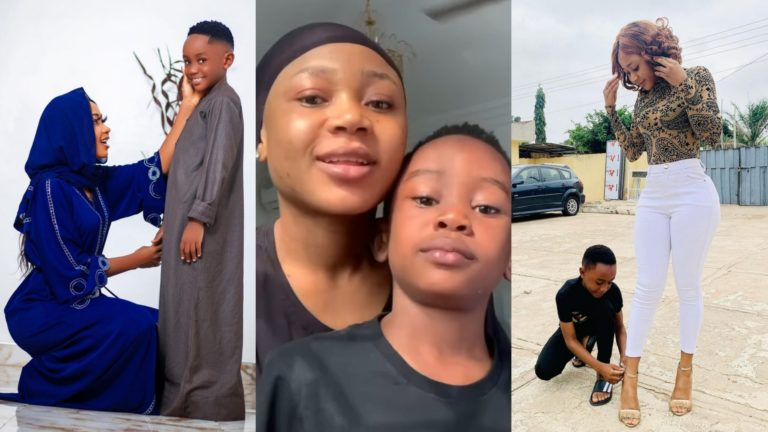 My Baby Daddy Stopped Taking Care Of Our Son When He Was 6 Months Old, He Has Never Sent Me 50 Cedis For Water – Akuapem Poloo Reveals