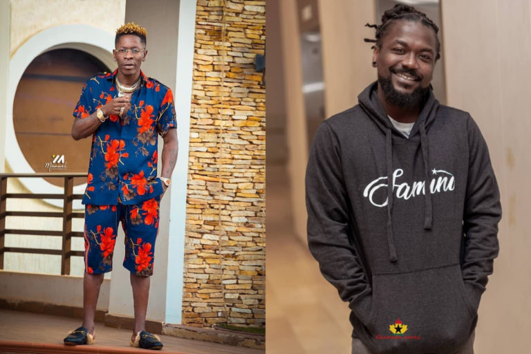 You promised to end my career but you brought 11 bags of pure water to face me- Samini tears into Shatta Wale » ™