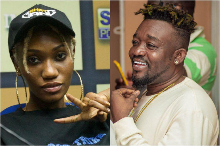 Bullet is The Manager In Ghana- Wendy Shay States Boldly