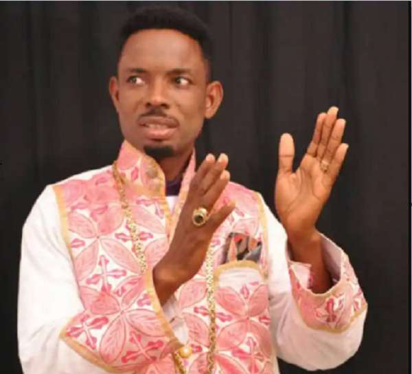 Arrest of Jesus Ahuofe apt – Justice Abdullai