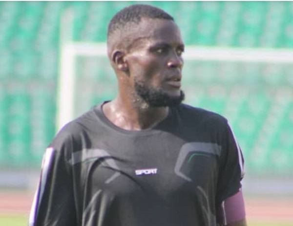 Asante Kotoko to sign Cameroonian striker George Mfegue Omgba