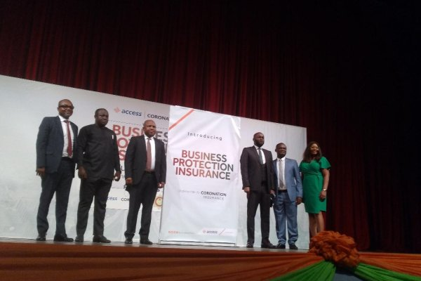 Access Bank and Coronation Insurance provide business protection insurance for SMEs