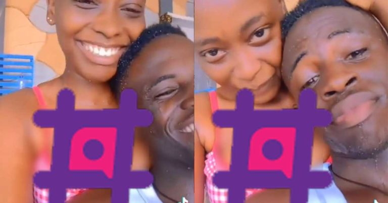 (+VIDEO) Crazy SHS lovers set social media ablaze as they are seen chopping serious røm-anc∈ » ™