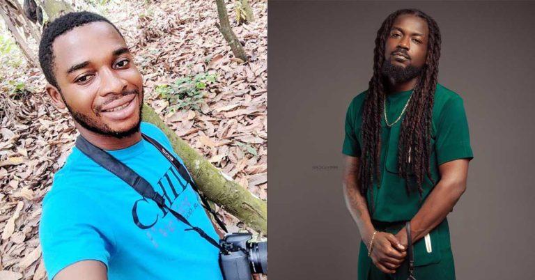 (+VIDEO) Samini joins Hopeson Adorye to attack Twene Jonas for always bashing Akufo-Addo » ™
