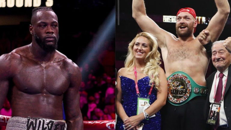 """""""You're not tough enough, just quit boxing"""" – Tyson Fury's wife spites Deontary Wilder following legendary defeat to husband » ™"""