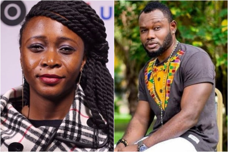 Is she God?- Moment Prince David Osei lost his cool when he was reminded Leila Djansi won't cast him in movies anymore for supporting anti-gay bill