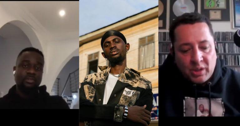 Sarkodie Eulogizes Black Sherif As He Recommends Him Internationally » ™