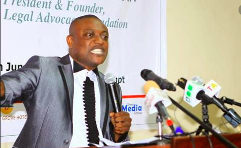 Lawyer Maurice Ampaw finally speaks about his g@y status » ™