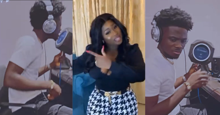 Leave Me Space – Kuami Eugene Begs Sista Afia As She Released Snippet Of Her Drill  » ™