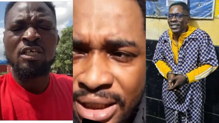 (+VIDEO) Shatta Wale And Funny Face Have Mental Problem And They Both Need Urgent psychological Help