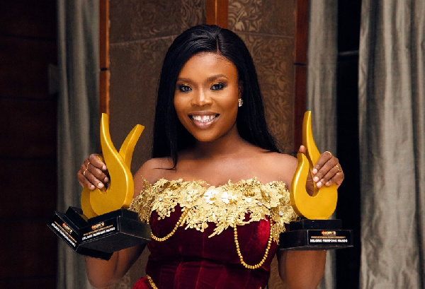 Delay bags 3 GOWA awards, retains Woman Of The Year title