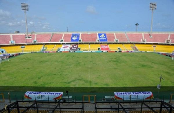 Kumasi, Accra stadia certified and of global standard for clubs to use