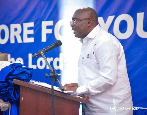 Bawumia promised a bank account for every Ghanaian, what happened? – Sam George
