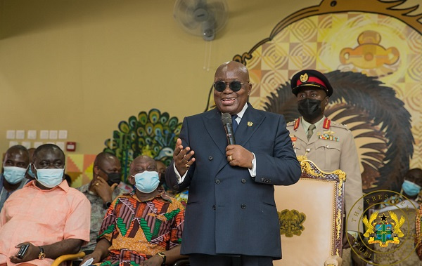 March towards a 'Ghana beyond aid' still on