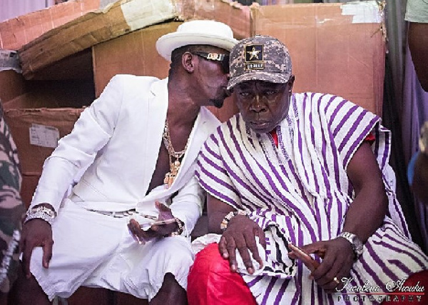 Shatta Wale is missing; no where to be found – Father