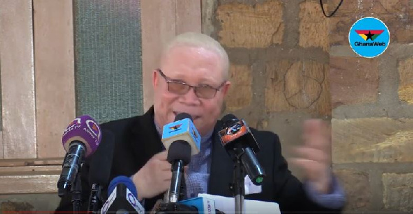 You're ignorant about what you're fighting for – Foh-Amoaning tells '18 apostles'