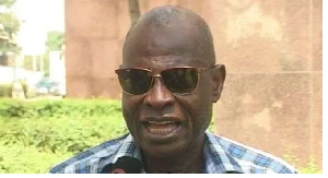 William Addo popularly known as 'Akpatse' is a veteran Ghanaian actor
