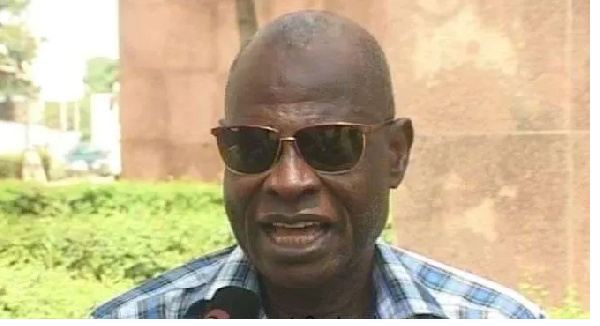 Veteran actor William Addo publicly seeks funds to acquire a corn mill