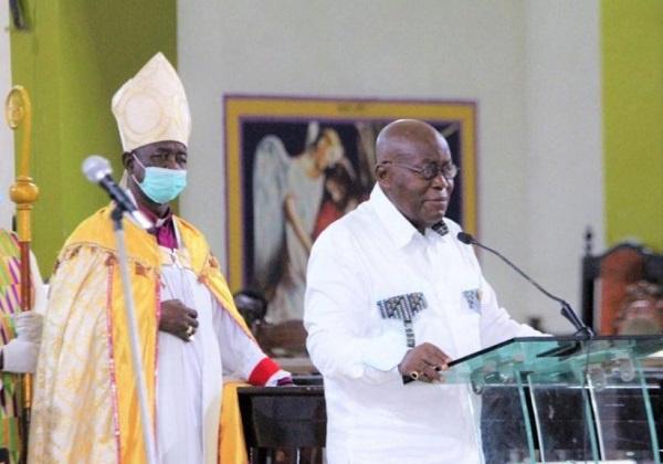 Completely shut the door on LGBTQI – Pentecost Chairman to Akufo-Addo