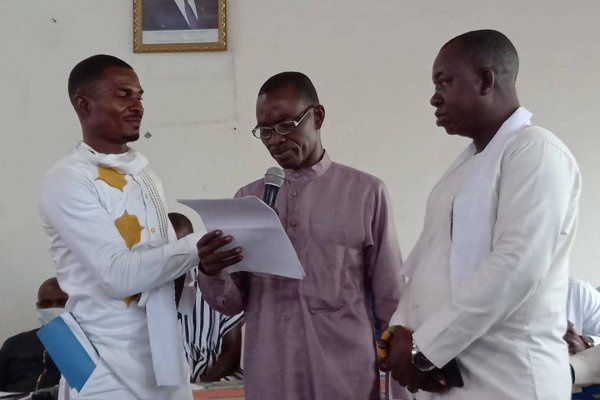 South Dayi DCE nominee approved, polls 100 percent votes